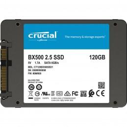 "DISQUE DUR SSD INTERNE 2.5"" 120GO CRUCIAL"