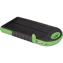 Chargeur solaire pour...