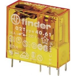 Relais pour circuits imprimés Finder