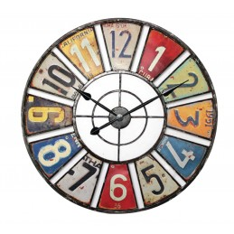 Horloge murale 60 cm...