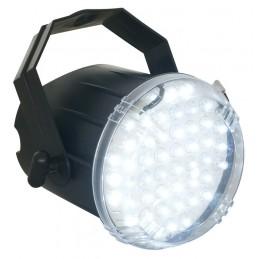 STROBOSCOPE LED, 48 LED BLANC