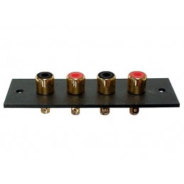 CHASSIS RCA AMP 4P - DORE