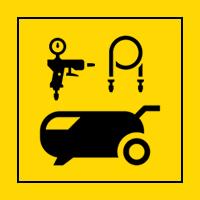 Compresseurs d'air & accessoires -  AGRAFEUSE / CLOUEUSE
