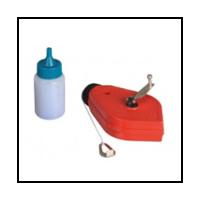Cordeaux de traçage et accessoires -  CORDEAU A TRACER + POUDRE