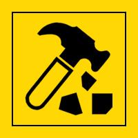 Marteaux - pieds de biche & outils de démolition