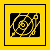 Platine Vinyle Vintage -   Son